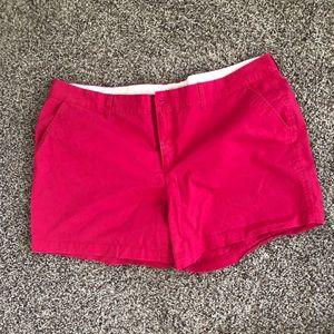 Bright Pink Old Navy Shorts